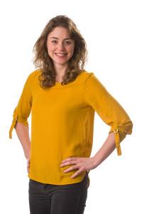 Diëtisten: Yteke Hoekstra is kinderdiëtist met ervaring met verstandelijk beperkten