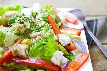 Vakantie in zicht: Griekse salade