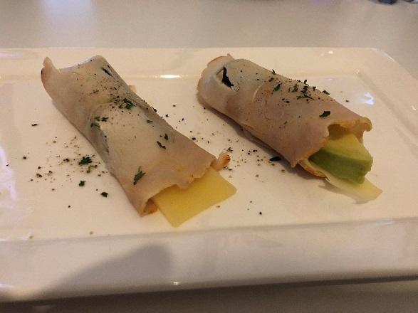 Frisse en knapperige kiprolletjes
