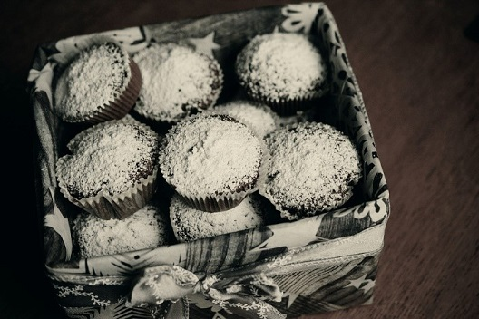 Koolhydraatarme chocolade kokos cake
