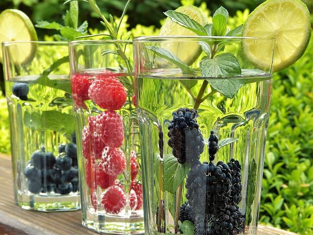Fruitwater, voor wanneer je iets anders wil dan water!